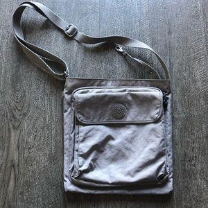 Kipling gray crossbody bag